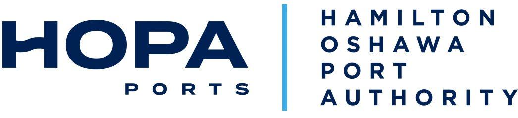Hamilton-Oshawa Port Authority Logo